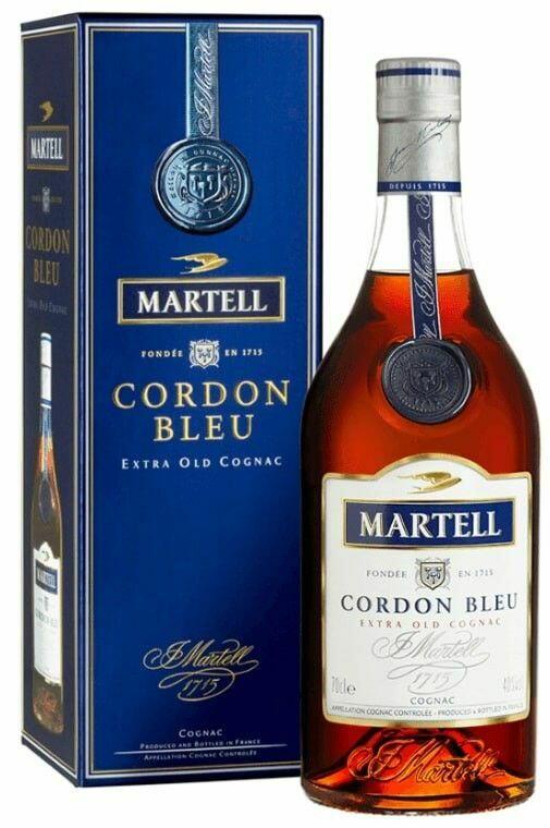 Image of   Martell Cordon Bleu Cognac Fl 70