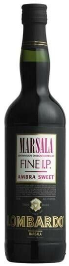 Image of   Marsala Lombardo Ambra Sweet 0,7 liter5 Ltr