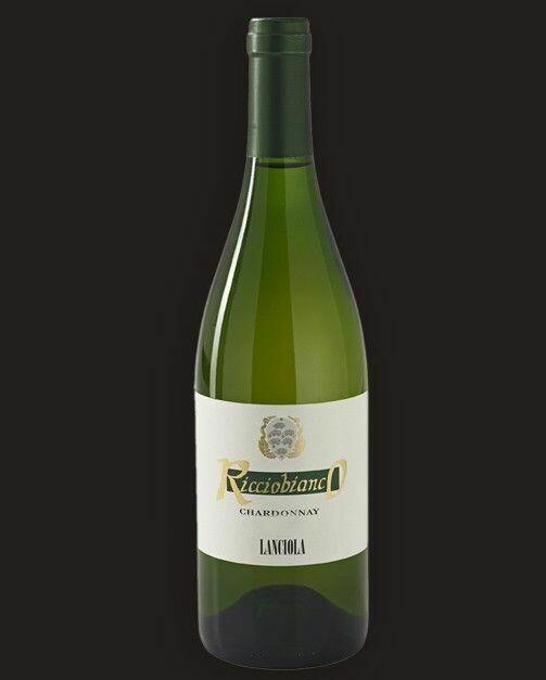Image of   Lanciola, Ricciobianco Chardonnay 2014 0,7 liter5 Ltr