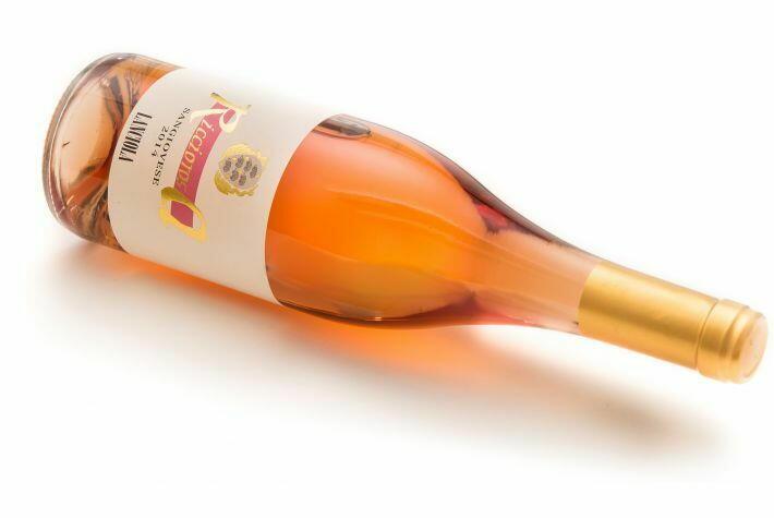 Image of   Lanciola, Ricciorosa Rosé 2014 0,7 liter5 Ltr