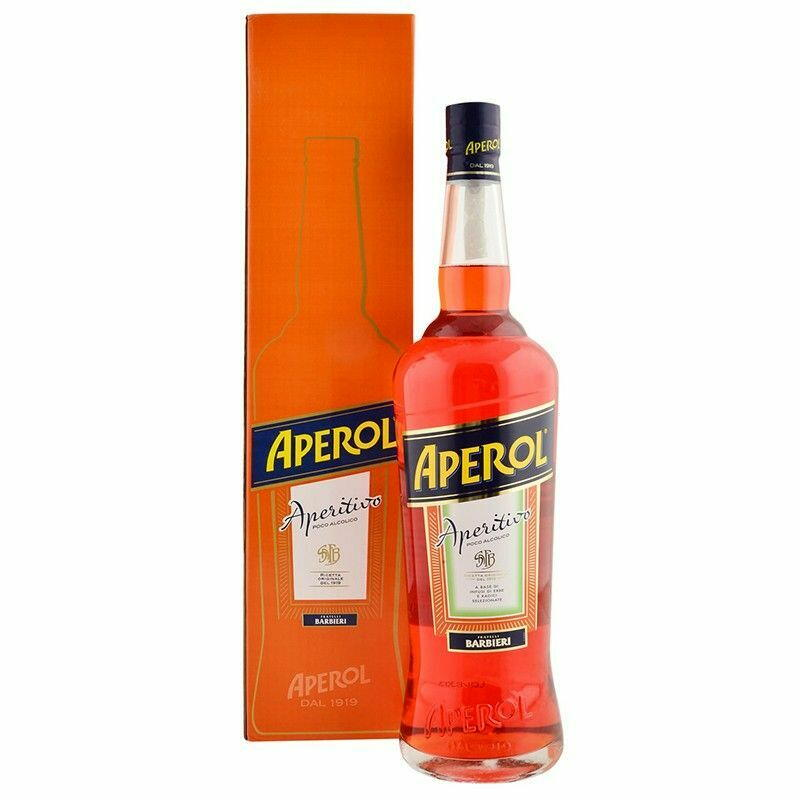 Image of   Aperol Aperitivo (Db Mg) Fl 300