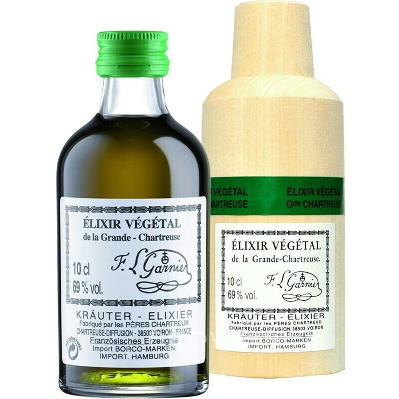 Image of   Chartreuse Elixir Vegetal Fl 10