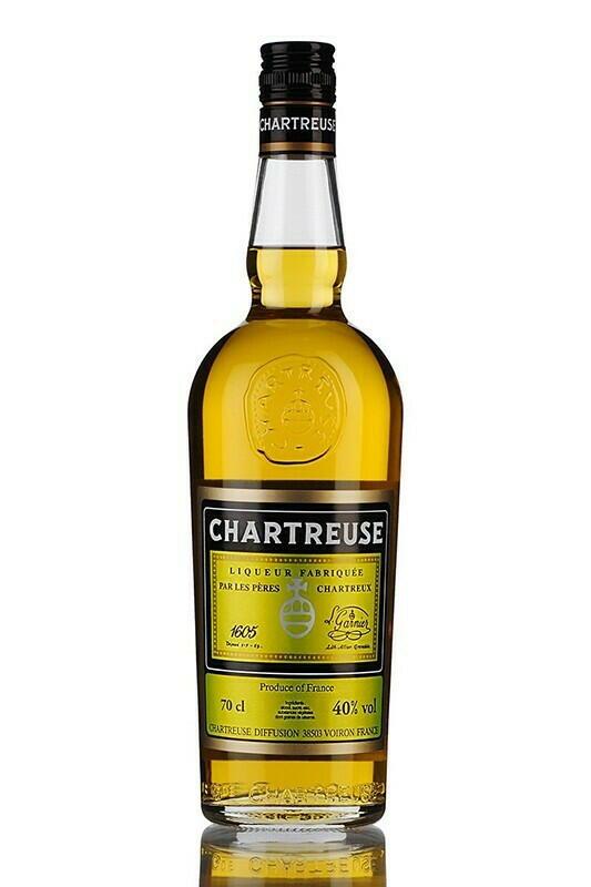 Image of   Chartreuse Jaune (Gul) Fl 35