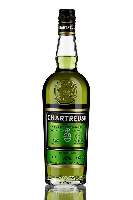 Image of   Chartreuse Verte (Grøn) Fl 70