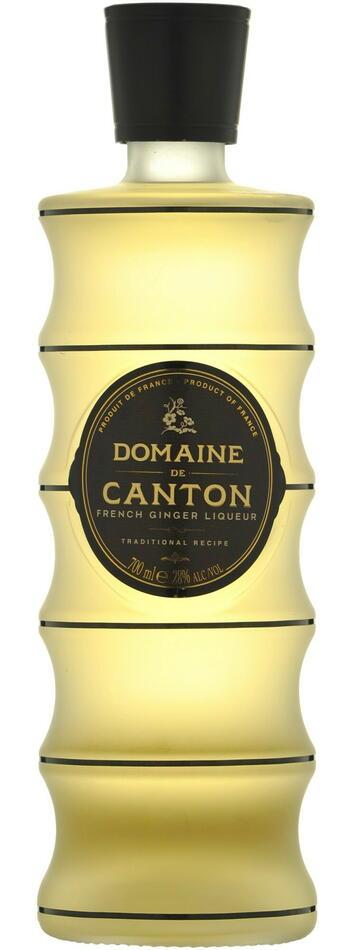 Image of   Domaine De Canton Ginger Liqueur Fl 70