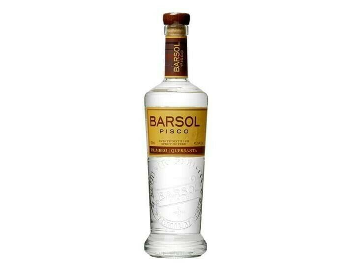 Image of Pisco Barsol Quebranta Fl 70