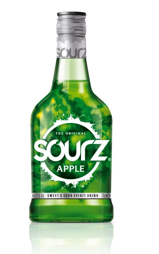 Image of   Sourz Apple / Æble Fl 70