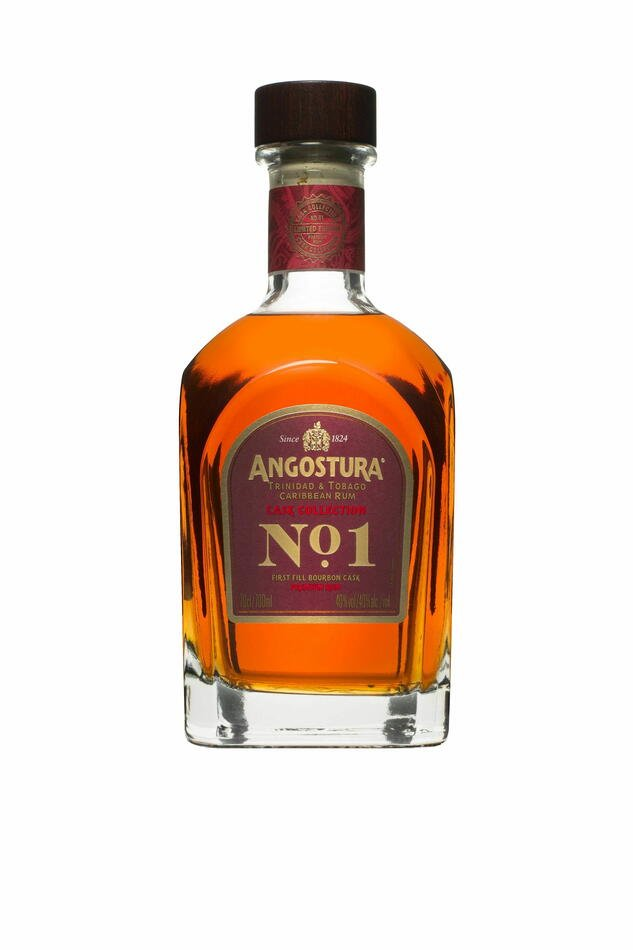 Image of   Angostura Cask Collection No.1 French Oak Casks Fl 70
