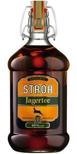 Image of   Stroh Jagertee Fl 50