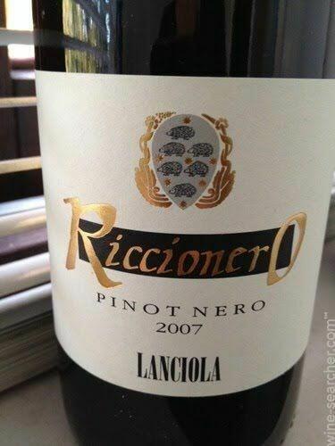 Image of   Lanciola, Riccionero 2007 0,7 liter5 Ltr