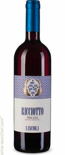 Image of   Lanciola, Ricciotto Toscana 0,7 liter5 Ltr