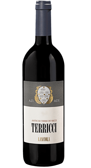 Image of   Lanciola, Terricci Rosso 2009 0,7 liter5 Ltr