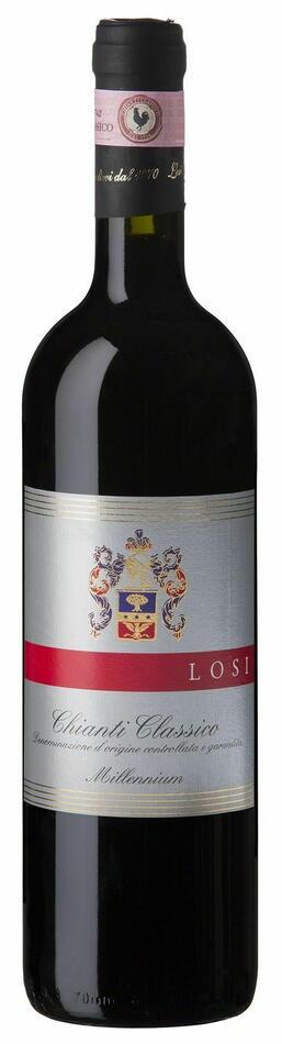 Image of   Losi, Chianti Classico Gran Selezione 2009 (Box) Kasse 75