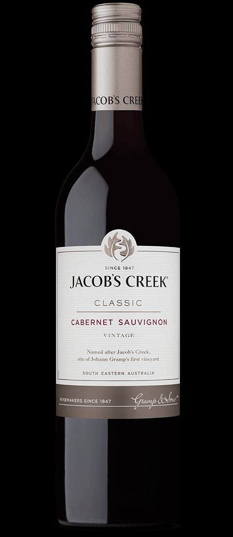Image of   Jacobs Creek Cabernet Sauvignon 0,7 liter5 Ltr