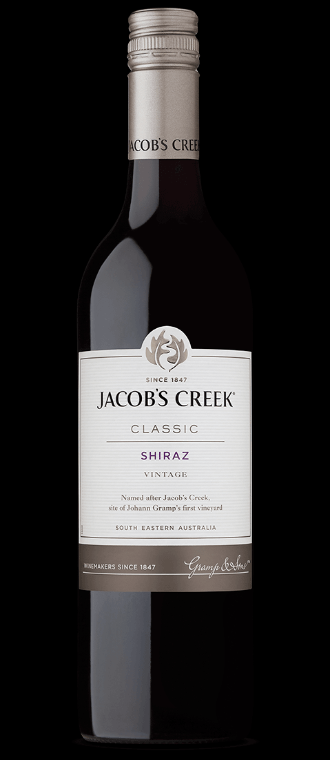 Image of   Jacobs Creek Shiraz 0,7 liter5 Ltr