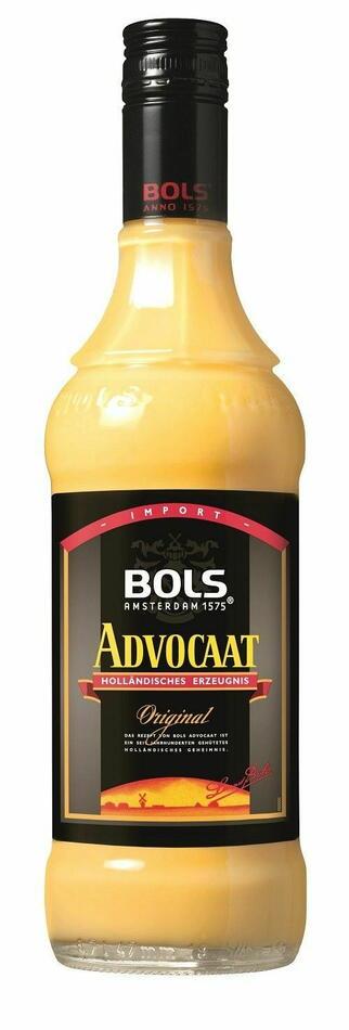 Image of   Bols Liqueur Advocaat Fl 50