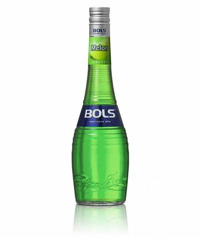 Image of   Bols Liqueur Melon Fl 50