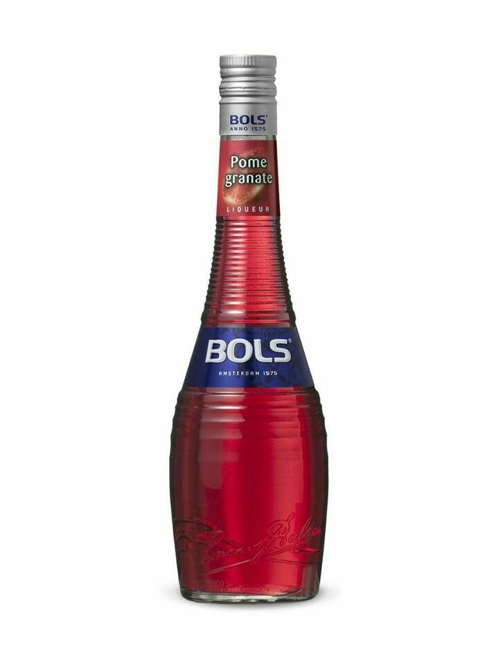 Image of   Bols Liqueur Pomegranate / Granatæble Fl 50