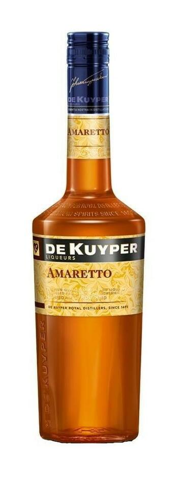 Image of   De Kuyper Liqueur Amaretto Fl 70