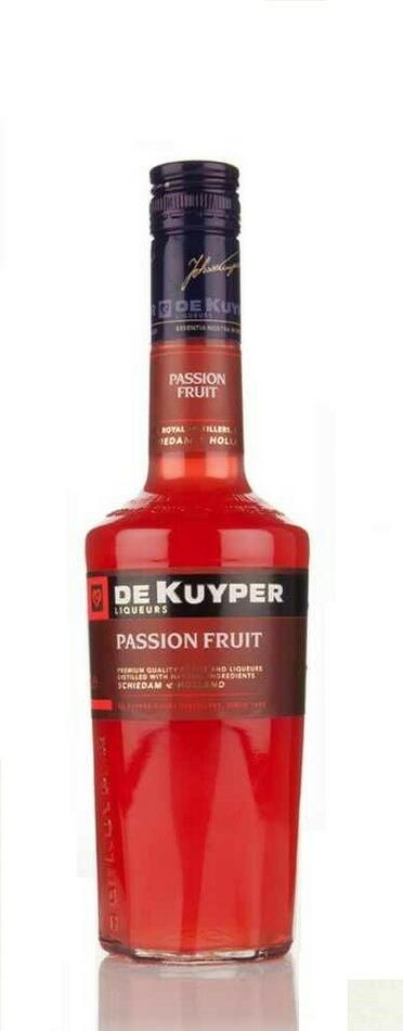 Image of   De Kuyper Liqueur Passion Fl 70