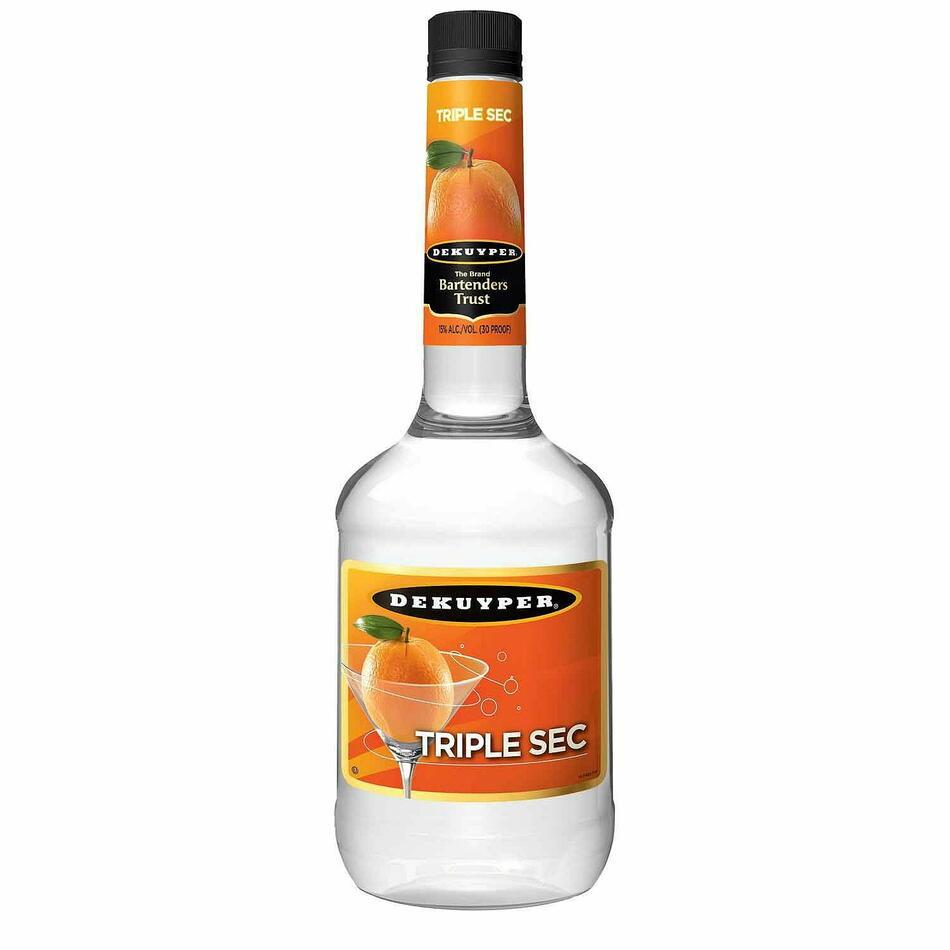 Image of   De Kuyper Liqueur Triple Sec Fl 70