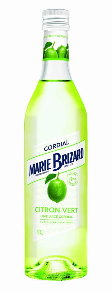 Image of   Marie Brizard Sirup De Citron Vert / Lime Fl 70