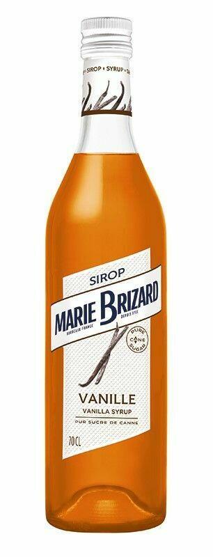 Image of   Marie Brizard Sirup De Vanille / Vanille Fl 70