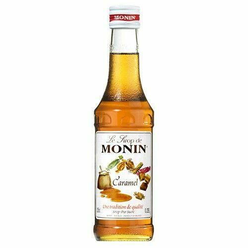 Image of   Monin Syrup Caramel / Karamel Fl 25