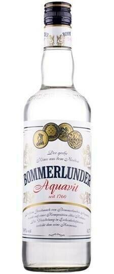 Image of   Bommerlunder Aquavit Fl 70