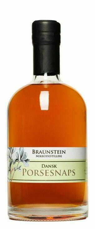 Image of   Braunstein Porsesnaps Fl 50