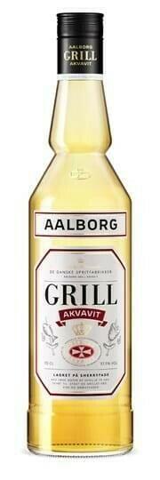 Image of Aalborg Grill Akvavit FL 70