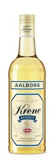 Image of Aalborg Krone Akvavit FL 70