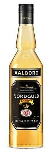 Image of   Aalborg Nordguld Akvavit Fl 70