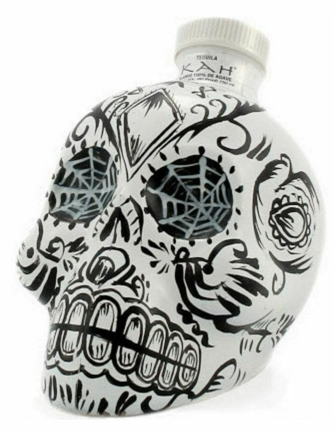 Image of   Kah Tequila Blanco Fl 70