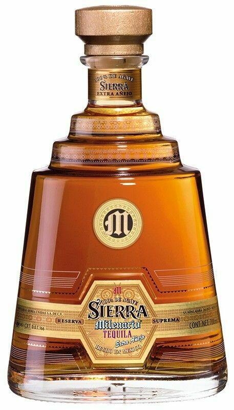 Image of   Sierra Tequila Milenario Extra Anejo Fl 70