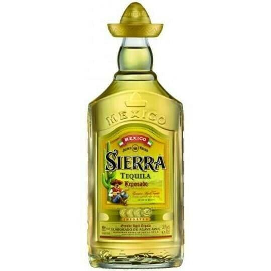Image of   Sierra Tequila Reposado Fl 70
