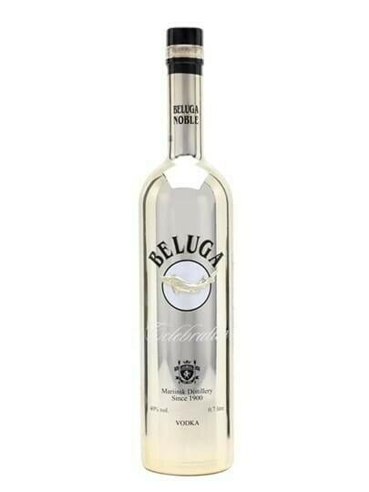 "Image of   Beluga Vodka Noble ""Celebration"" Fl 70"