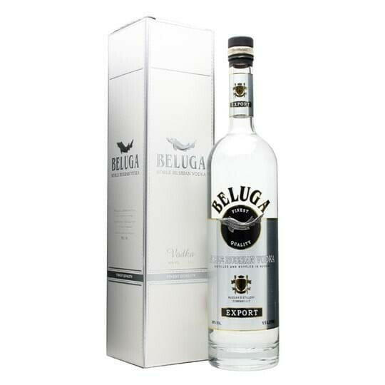 Image of   Beluga Vodka Noble (Mg) 1,5 Ltr
