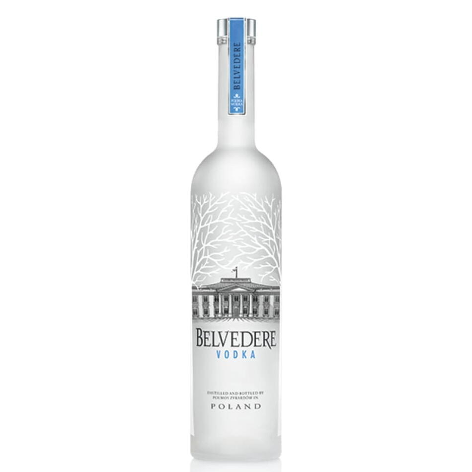 Image of   Belvedere Vodka Pure (Db Mg) Fl 300