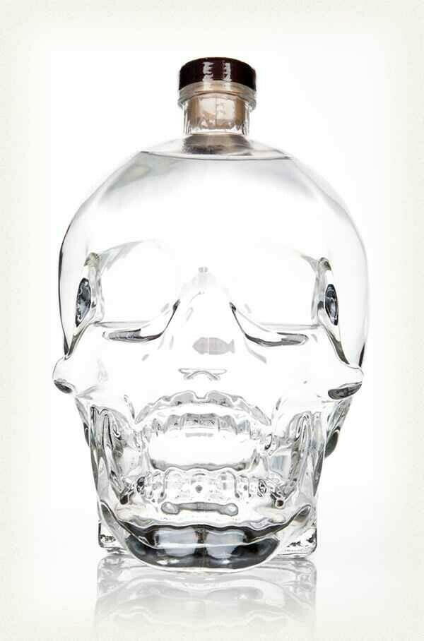 Image of   Crystal Head Vodka (Mg) Fl 175