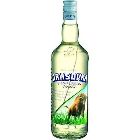 Image of   Grasovka Bisongrass Vodka Fl 50