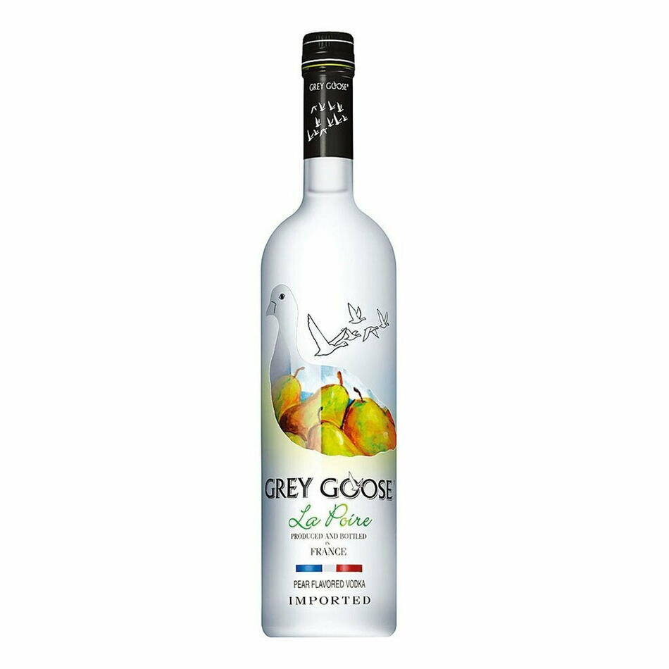 "Image of   Grey Goose Vodka ""La Poire"" Fl 70"