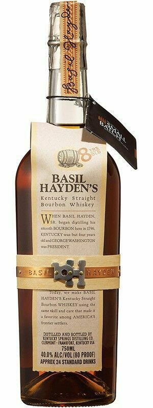 Image of   Basil Hayden's Small Batch Kentucky Bourbon Fl 70