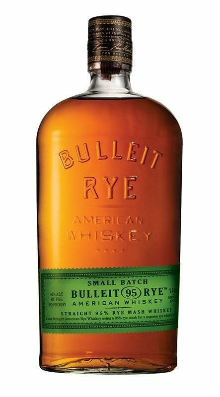 Image of   Bulleit Rye Whiskey Fl 70