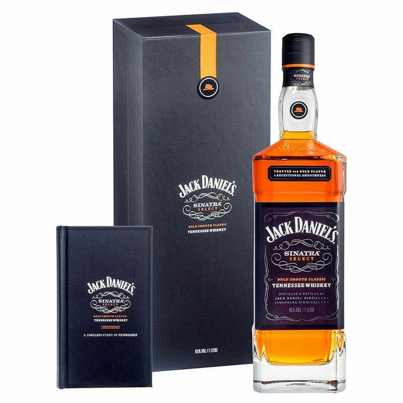 "Image of   Jack Daniel's ""Sinatra"" Edtition 1 Ltr"