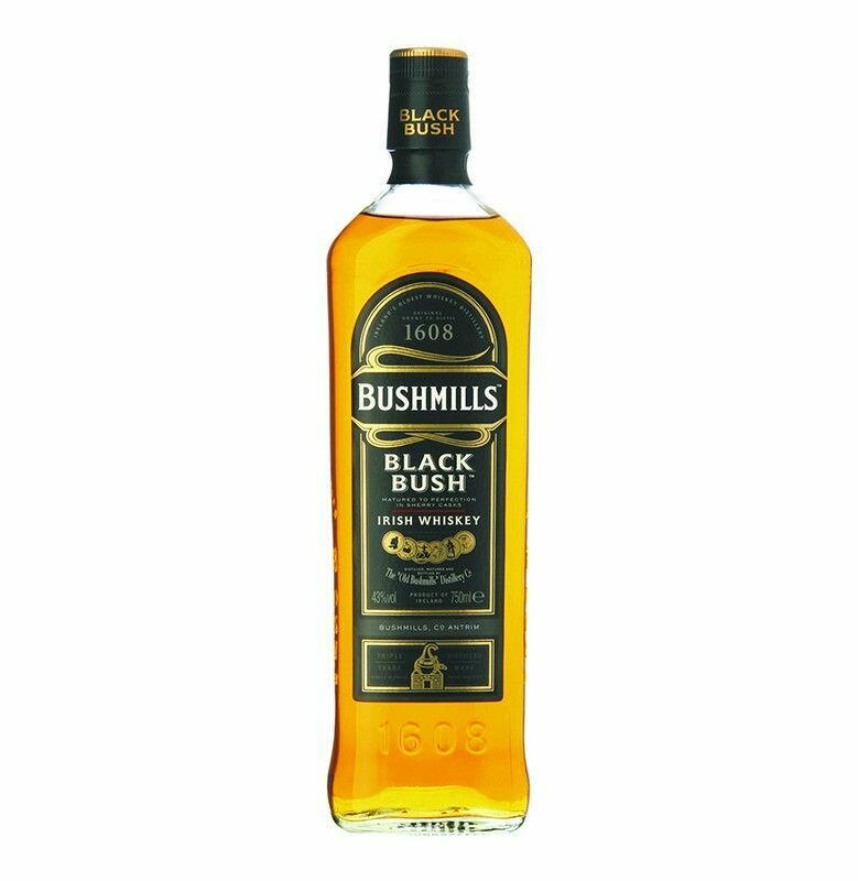 "Image of   Bushmills ""Black Bush"" Irish Whiskey Fl 70"