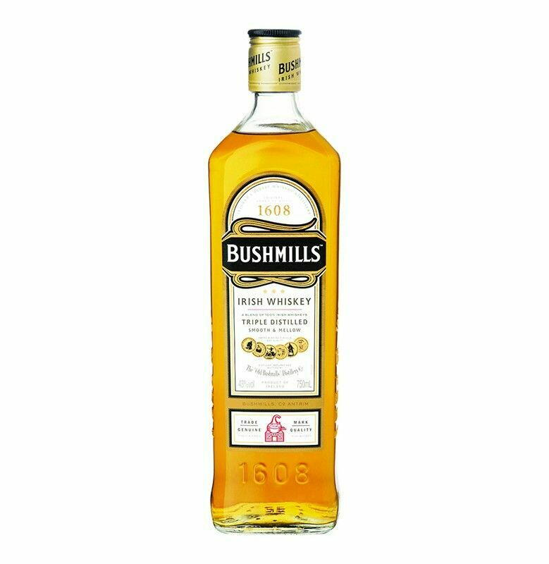 Image of   Bushmills Original Irish Whiskey Fl 70