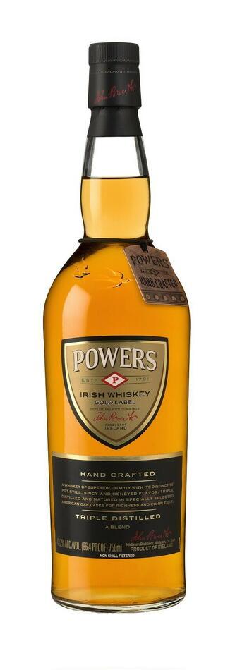 Image of   Powers Irish Whiskey Fl 70