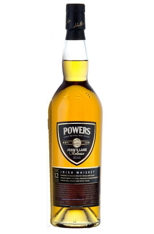Billede af Powers John's Lane Release 12 Yo Irish Whiskey Fl 70