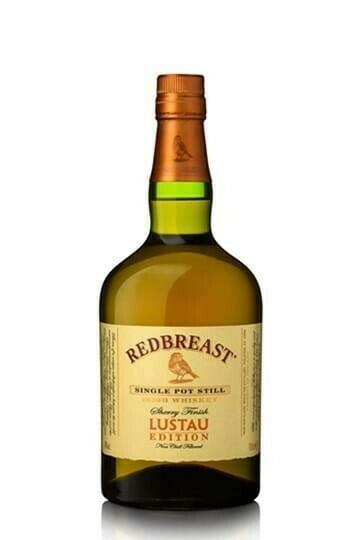 Image of   Red Breast Lustau Edition Irish Whiskey Fl 70